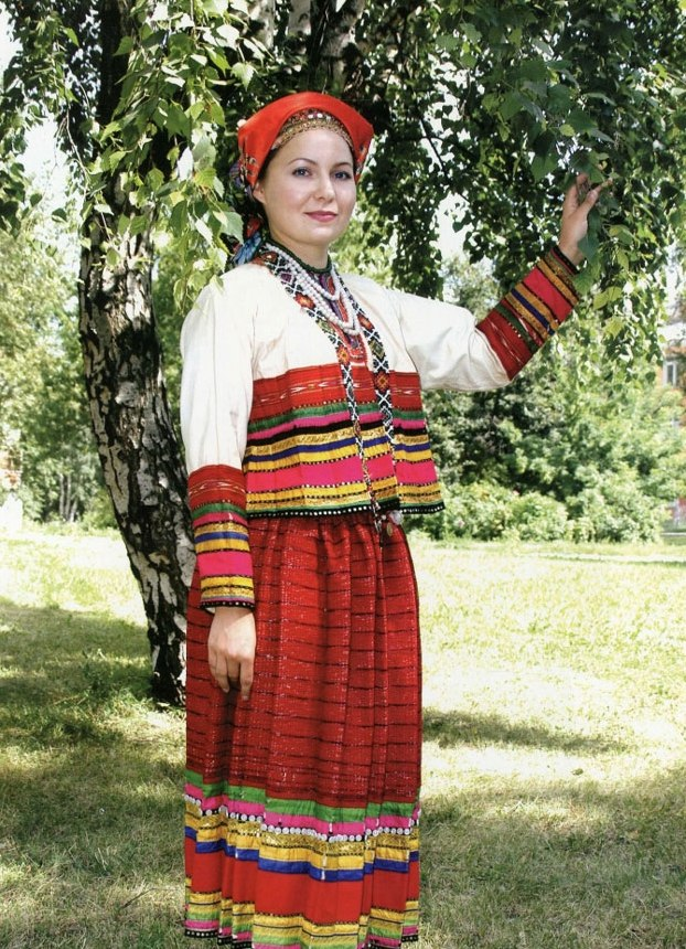 Юбка в русском народном костюме доклад 1938