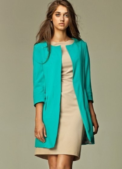 пиджак длинный фото женский
