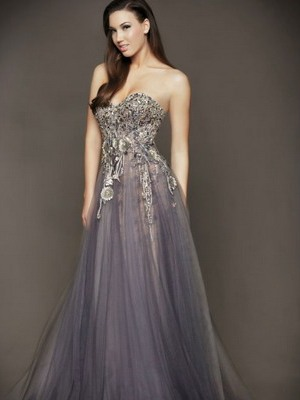 красивое вечернее платье фото