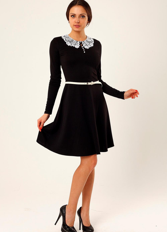 Выбор школьного платья для старшеклассницы: красота, строгость и стиль 14
