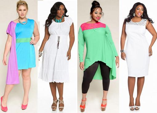 a984fdf5d стильная одежда для полных женщин 4 ...