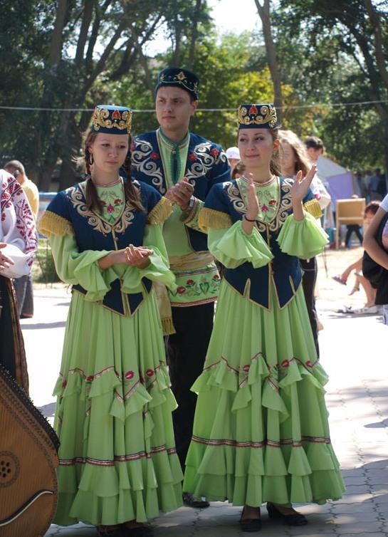 85d1dfc8d373 Татарская национальная одежда
