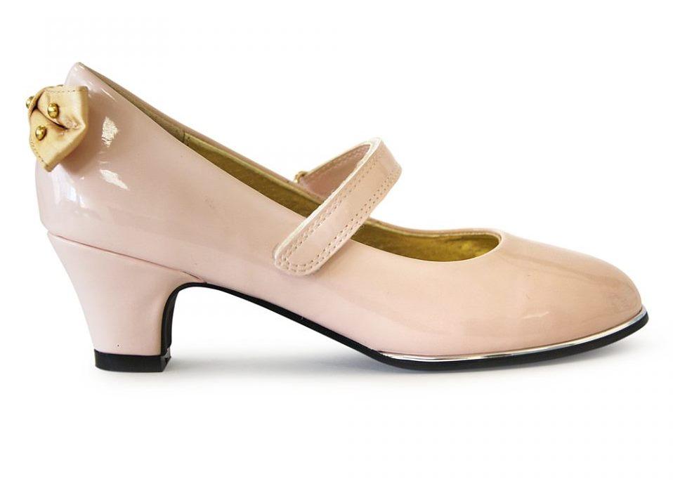 437faf98d ... туфли для девочек на каблуках 2 ...