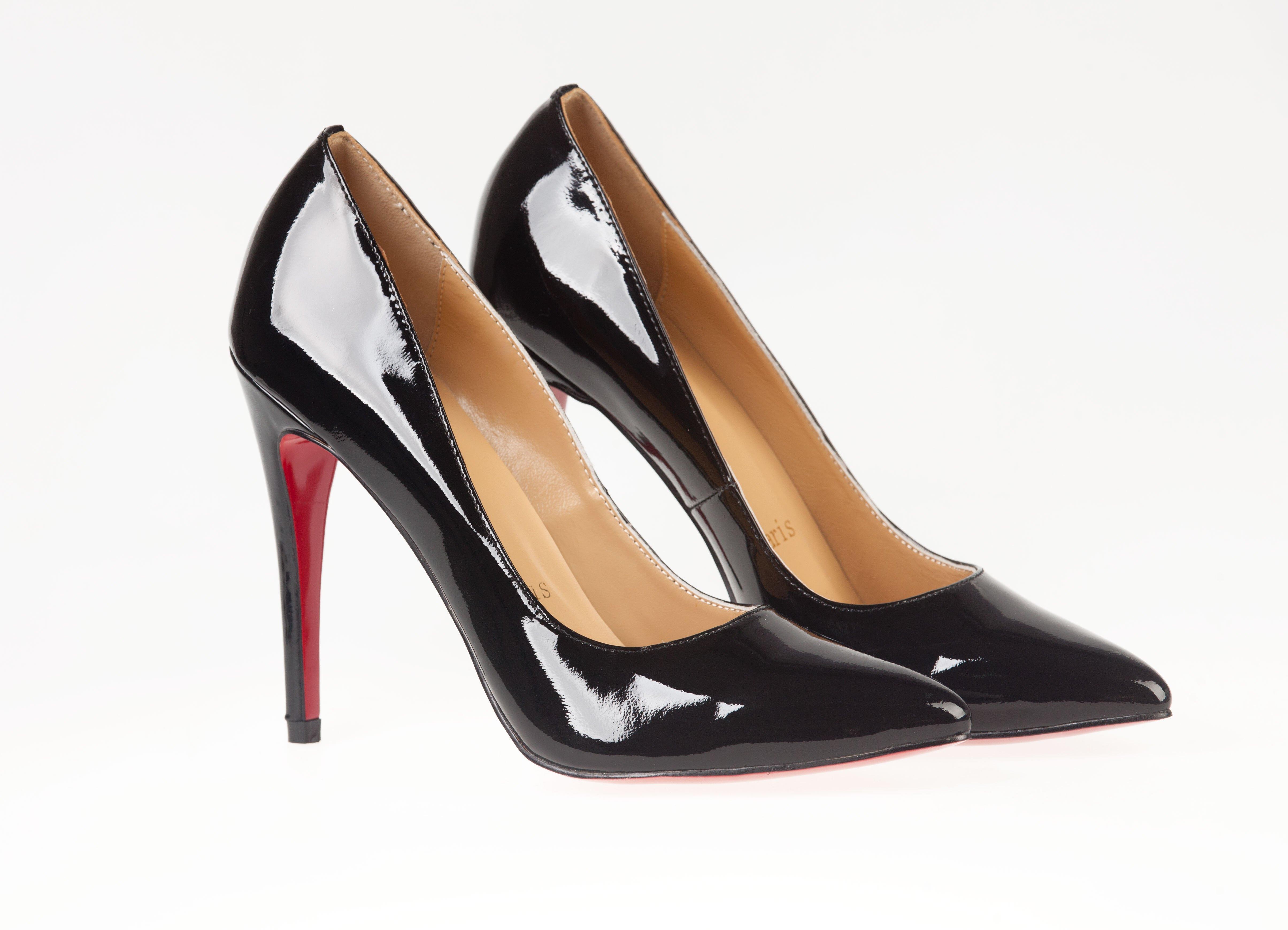 Туфля черная картинки