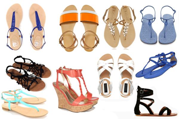 687a8303395d Женская обувь – лето 2014