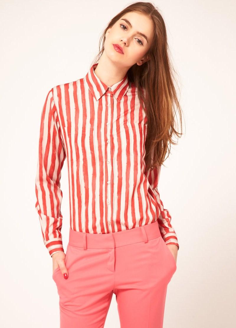 139a7fa8323 Женские рубашки 2014