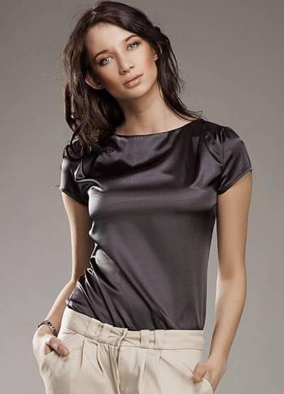 daa1eb829a8 ... летние блузки с коротким рукавом3