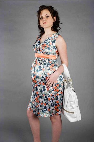 Летние платья для беременных 1 ... 240570f14f9
