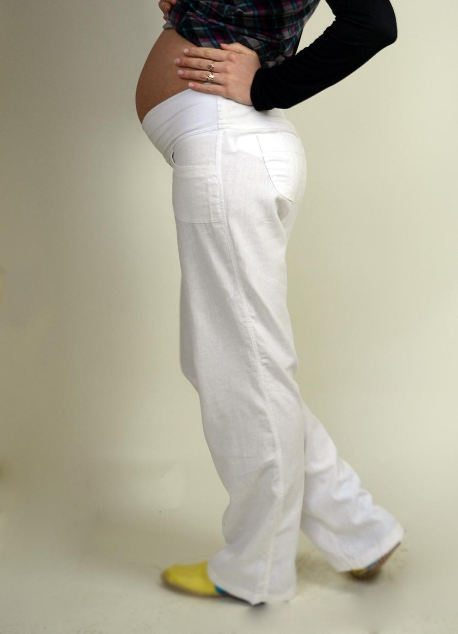 летние штаны для беременных 7 ... f8ebf2dd590