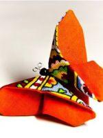 Галстук-бабочка своими руками Бабочки мужские своими руками из ткани