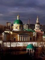 Данилов монастырь в Москве