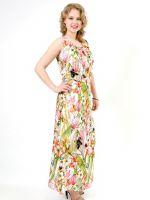 Фасоны летних платьев из штапеля