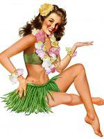 Гавайский стиль одежды