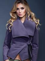 Короткое пальто осень 2013