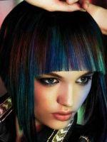 Модная покраска волос 2014