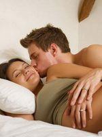 При сложной беременности оральный секс