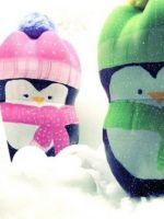 Пингвины из пластиковых бутылок