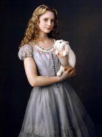 Платье Алисы в стране чудес