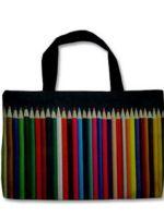 Разноцветные сумки