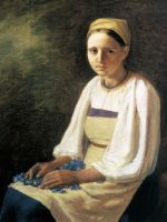 Рубаха в русском стиле
