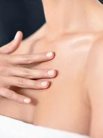 Соски груди жгет #14