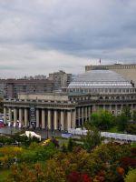 Театр оперы и балета, Новосибирск
