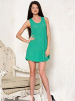 Зеленые платья 2014