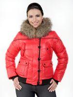 Женские дутые куртки