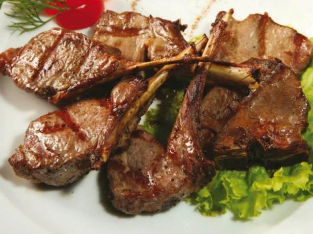 антрекот из говядины рецепт с фото