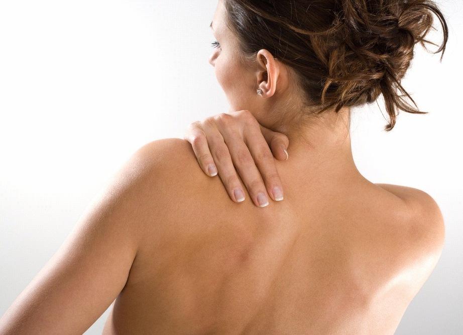 Боль в спине между лопатками причины и лечение