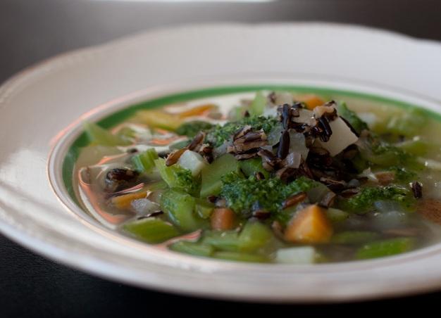 Суп для похудения с томатным соком
