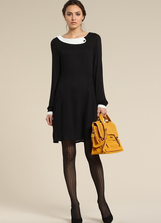 Выбор школьного платья для старшеклассницы: красота, строгость и стиль 78