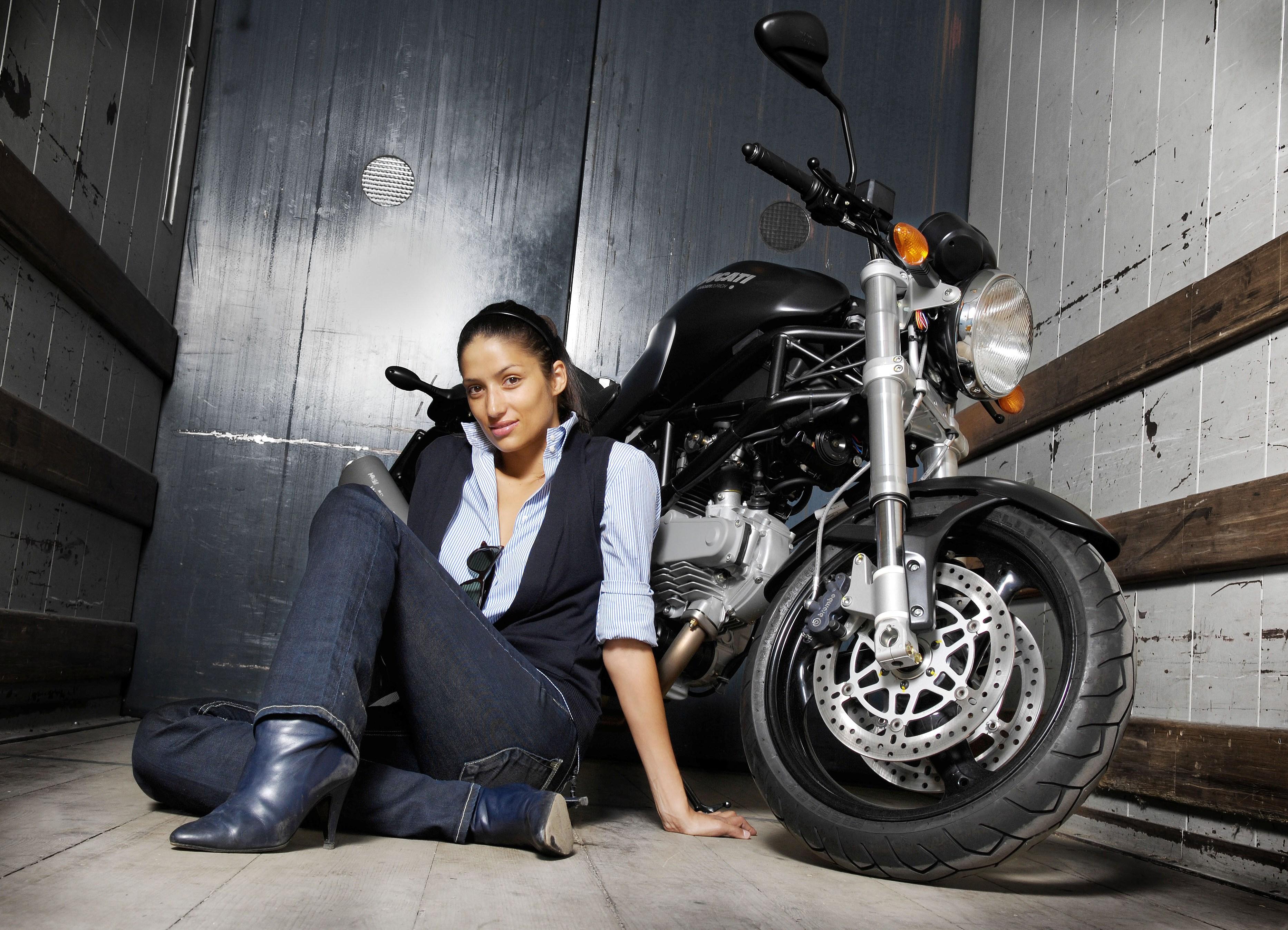 профессиональные фото на мотоцикле