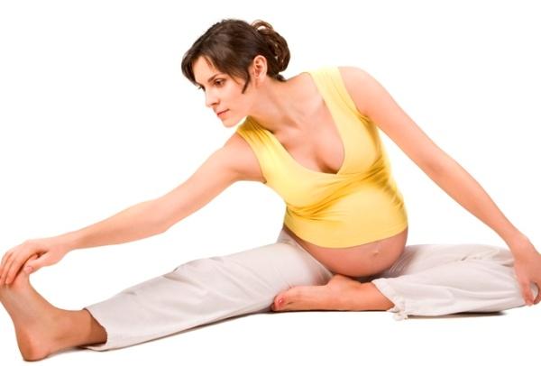 Гимнастика для беременных второй триместр