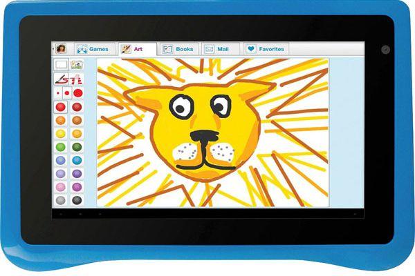 Детский планшет для рисования палочкой