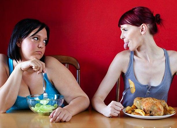как нужно питаться чтоб быстро похудеть