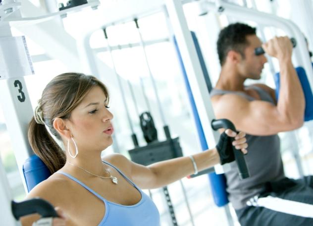 перекачала пресс как похудеть в мышцах