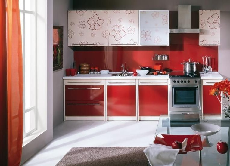 for Eat in kitchen designs for small kitchen