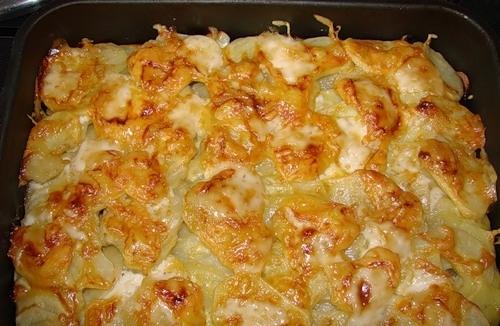 Рецепт приготовления картошки по французски