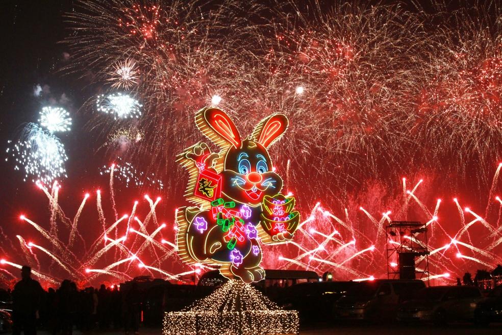 фото нового года в китае предпринимают ничего