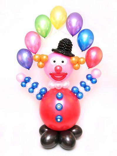 Как сделать клоуна своими руками фото 25