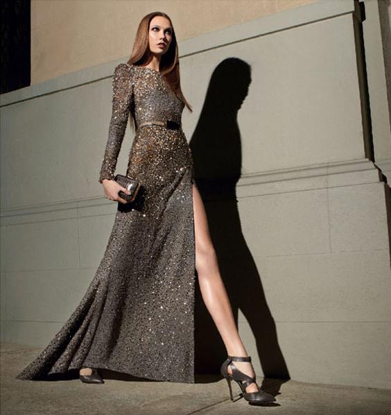 671b79ee24681c9 Красивые вечерние платья 2012