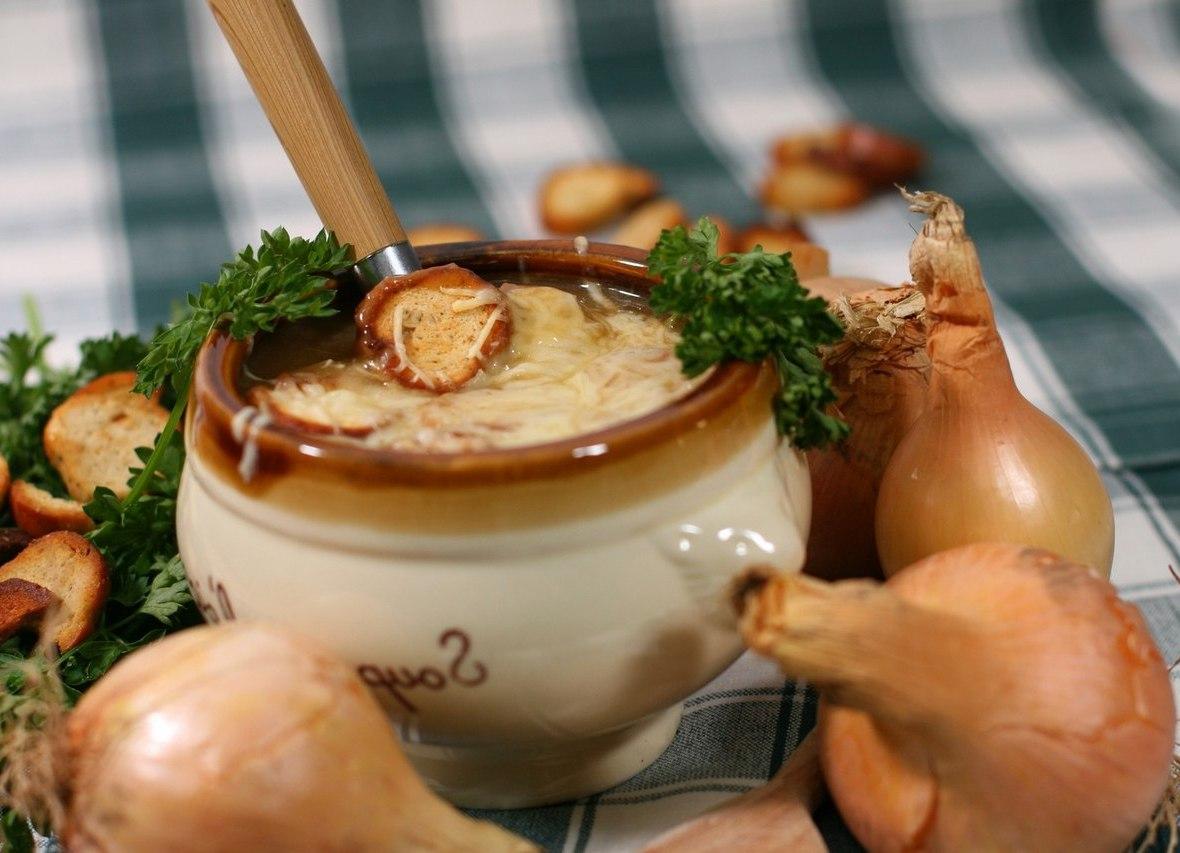 Луковый суп для похудения рецепты и польза