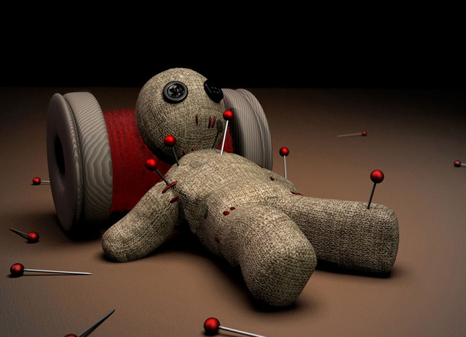 Как самостоятельно сделать куклу Вуду в домашних условиях