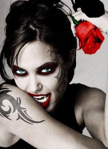 Вампирши и девушки