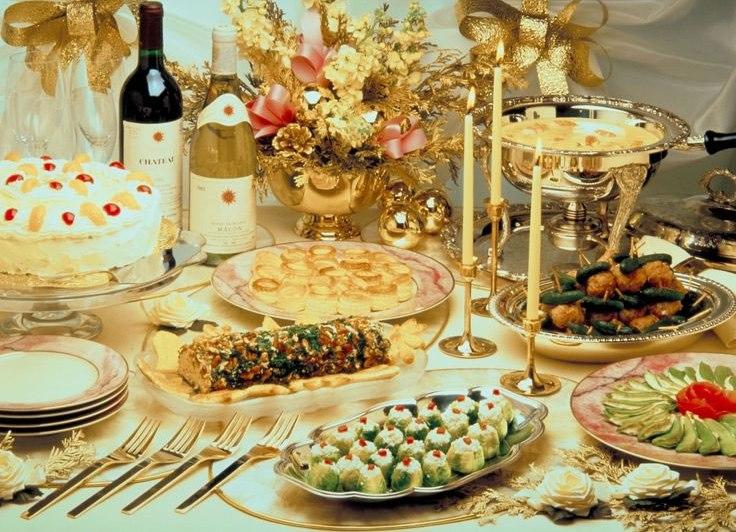 Рецепты блюд на новый год без духовки