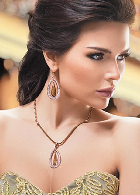 Модн�е золо��е �е��ги 2014