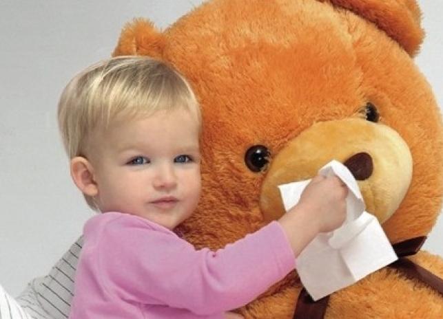 Псориаз у детей симптомы