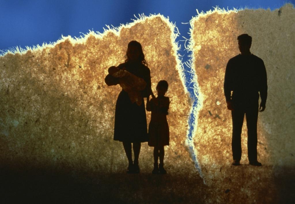 Что значит неполная семья