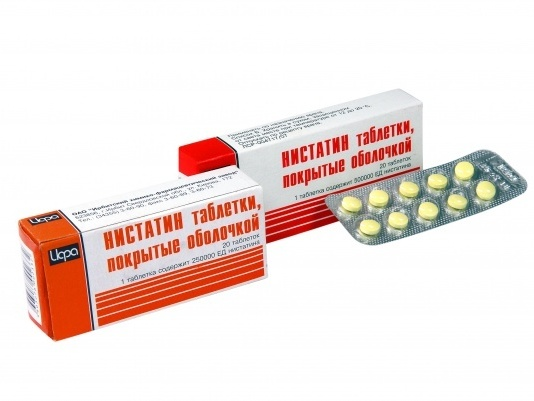 Таблетки нистатин от молочницы Твой гинеколог